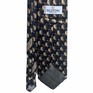 Other - Valentino men's tie brown tan black
